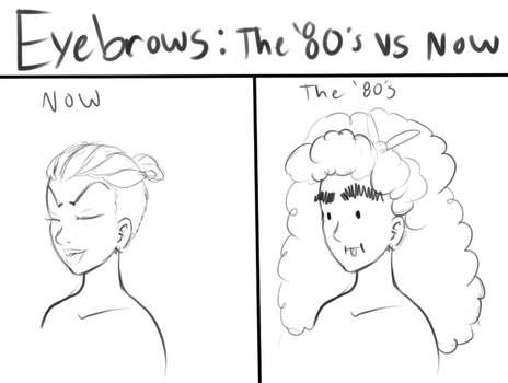 EYEBROWS LIKE WUT by Sollun
