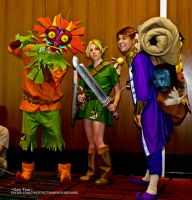 Zelda: Majora's Mask by diamondcrevasse