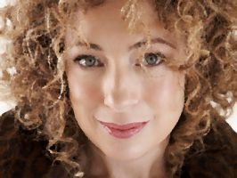 River song/alex kingston by CupCakyss