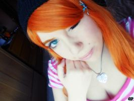 Cosplay Orihime Inoue (Casual Session) by SaFHina