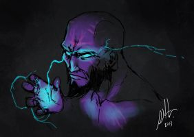 Speed art ryze by AlanRodrigues