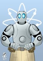 Atomic robo by CZProductions