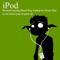 iPod 3 by fencingamer6