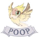Poop, it is in you to give. by seandunkley