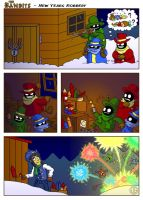 The Bandits: New Years Robbery by AdventureIslands