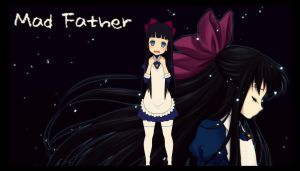 Aya Update - Mad Father by Xx-Chellie-Bellie-xX
