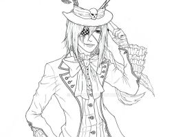 Mad as a Hatter by BlackKiba