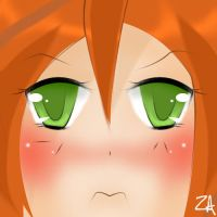 Eye Practice by Zinnia-Aster