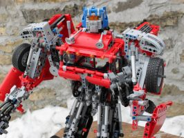 To build a Better Prime 7 by Transbot9