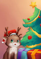 Christmas is coming by Eli-riv