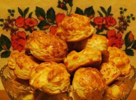 Hungarian Cheese Biscuits by Kitteh-Pawz