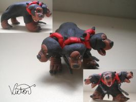Cerberus by VictorCustomizer