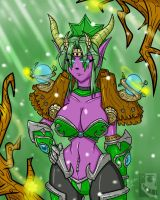 Ysera the Awakened by Sk-8080