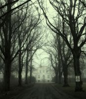 The Mansion by Freggoboy