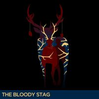 The Bloody Stag by Alecx8
