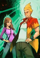 Martin Mystery by oOCherry-chanOo