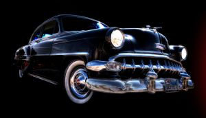 1954 Chevy BelAir by jmotes