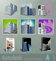Autodesk ARCH Suite - 3 Styles by ssx