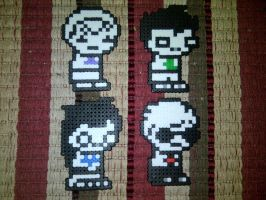 Homestuck Beta Kids by LingeringSentiments