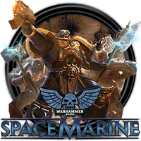 Warhammer Space Marine by Alchemist10