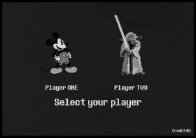 Select your player by EntryPlug