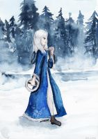 Meira from Snow Like Ashes by HaleyGottardo