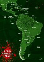 Latin America 2064 by fexes