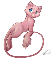 Mew Meeew by Kiwi-Heart