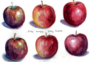 Apple Study by hieng8122