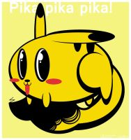 pika pika pika by Child-Of-Neglect