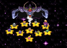 Kirby and the new Generation of Star Warriors by Deitz94