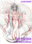 Diva Melusine Nixie Concept 001 by BlackUniGryphon