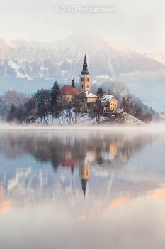 Majesty of Bled by GMCPhotographics