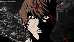 Death Note - Shattered by Xpand-Your-Mind
