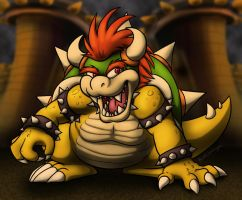 King of All Koopa by MetallicUmbrage
