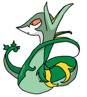 Serperior by Happee-Dudlez