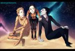 [ RotG ] Sandy, Hime and Pitch by EarthXXII
