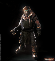 The Smelter's Suit | Dead Space: Overheat by TakeOFFFLy