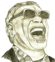 Ray Charles by khrysta