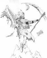Angel of Death by StormWizard