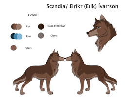 Scandia color code by Snowfirewolf