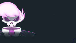 Mystery Skulls Lewis wallpaper 2 4K by Amber-Rosin