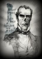 Not an angel, nor a genius, nor a ghost... by EriksDesdemona