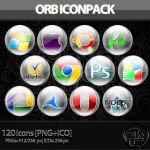 Orb Iconpack by ozkc1