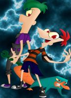 ART TRADE Evil PnF by SianaLaurie