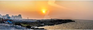 Alexandria Panorama I by MichaelNN