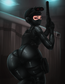 Tactical Booty by ImpracticalArt