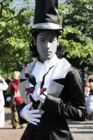 Tyki Mikk - D.Gray-man by Elffi
