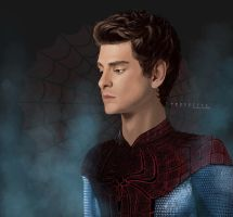 Amazing Spiderman by truvneeck