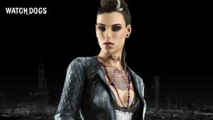 Watch Dogs Clara Lille wallpaper by vgwallpapers